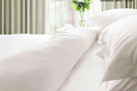 Fishoom - Bedding Set, 10.5 Tog Duvet, and Pillow - Save 51%