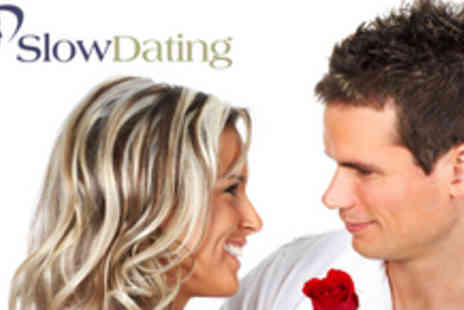 Slow Dating - Entry to a speed dating event - Save 55%
