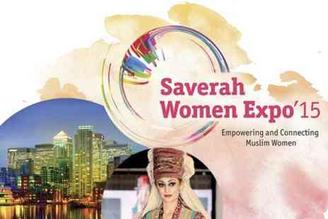 Saverah Women Expo - Entry Plus Fashion Show Ticket to Saverah Women Expo  - Save 29%