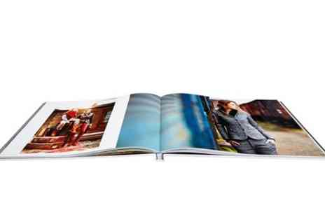 ASK Direct - Personalised Canon HD Photobook 24 Pages or 48 Pages With Free Delivery  - Save 50%