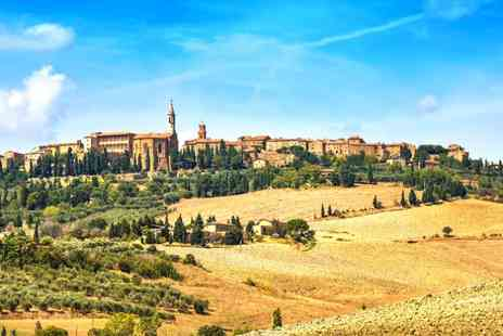 Tuscany round trip - Discover Lucca, Florence, Siena and Pisa over Six Night with flights, car and hotels - Save 38%