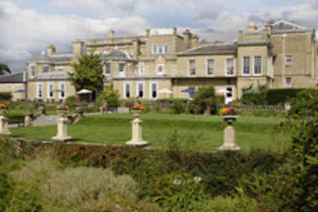 Chilworth Manor Hotel - Stylish Hampshire Dining Break in the New Forest - Save 43%