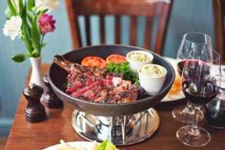 Rowley's Restaurant - Chateaubriand Steak Dinner for Two  - Save 49%