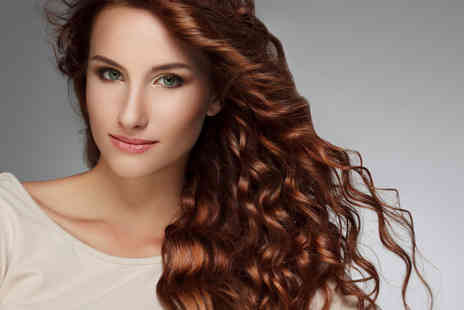 Saks Hair & Beauty - Ladies Designer Haircut and Finish with Option for Highlights or a Tint - Save 64%