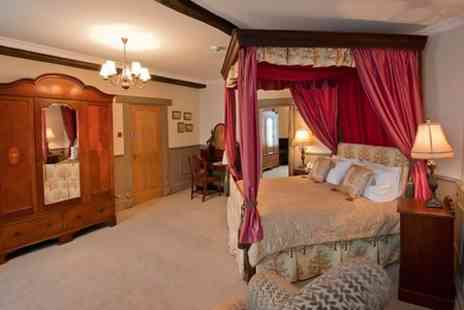The Castle Hotel - One Night Stay For Two With Breakfast  - Save 48%