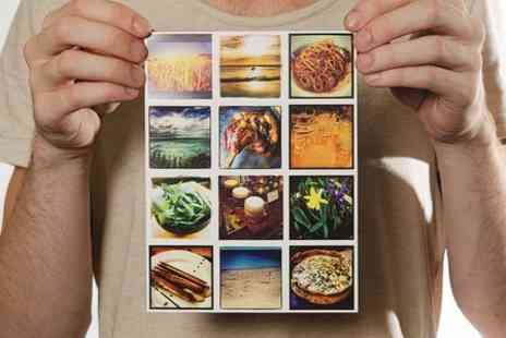 Instajunction - 24 or 36  Instagram Photo Magnets  - Save 50%