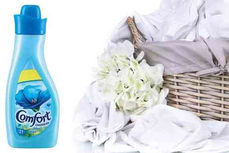 Plaspac UK - A Years Supply of Comfort Fabric Conditioner - Save 58%