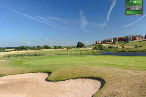 De Vere Venues Wychwood Park - Round of Golf for Two  - Save 71%