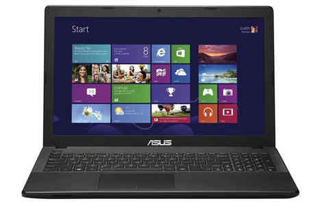 dabs outlet - Grade A Refurbished Asus Laptop with Windows 8 - Save 25%