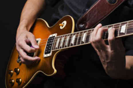 Rock Star Academy - One Year Subscription to Online Music School - Save 88%