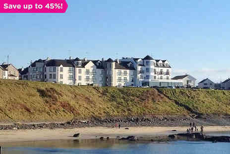 The Bayview Hotel - Discover Spectacular Portballintrae in Co. Antrim - Save 45%