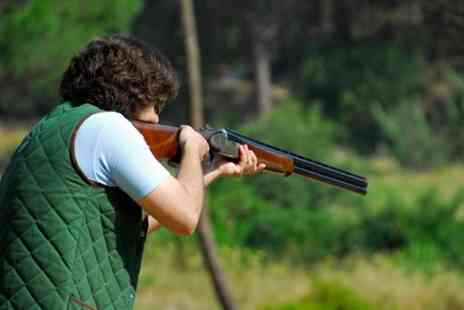Lea Marston Shooting Club - Clay Pigeon Shooting For Two With Camping  - Save 0%