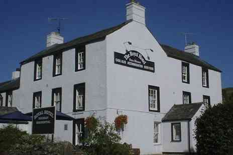 Royal Hotel at Dockray - One Night stay For Two With Breakfast  - Save 51%