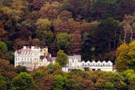 Fishguard Bay Hotel - One Night For 2 With Wine With Dinner  - Save 0%