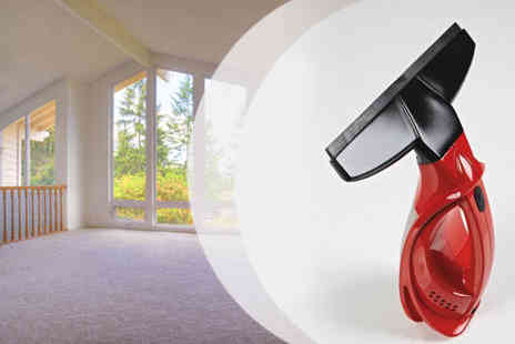 qudos direct - Cordless Window Vac - Save 70%
