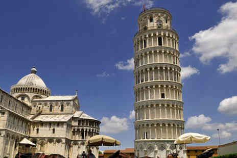 Travel Unravel Holidays Private - Two  Night Pisa Break with Flights Included - Save 26%