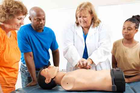 One Day Courses - One day first aid course in Covent Garden including certificate - Save 0%