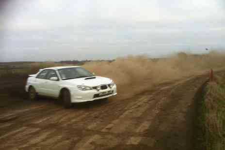 Langley Park Rally School - Six lap half day rally driving experience  - Save 61%