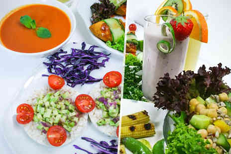 Nosh Detox Delivery - Seven day 5:2 Diet programme including food delivery - Save 50%