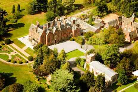 Wroxall Abbey Hotel  - One Night stay For 2 Plus 7 Course Tasting Menu  - Save 36%