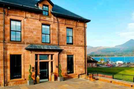 The Douglas Hotel - One Night stay For Two With Breakfast Plus Dinner Credit - Save 60%