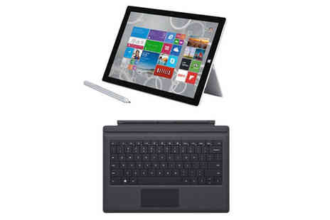 Global Phoenix Computer Technologies - MS Surface Pro 3 128GB i5 Education Bundle - Save 19%