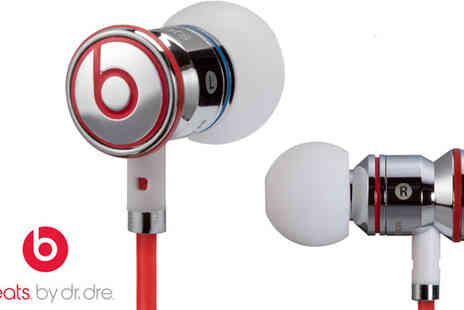 Doo Hickey HUT - Monster Beats by Dre iBeats In Ear Headphones - Save 47%