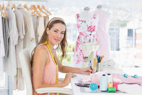 Suki Sew - Entry to a Learn How to Sew taster workshop including a hot drink and goody bag  - Save 80%