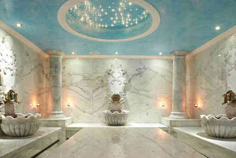 Crystal Palace Spa  - Hammam Spa Experience with Full Body Mask for One - Save 63%