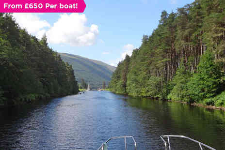 Le Boat - A Week on Scotlands Most Famous Waterway - Save 0%