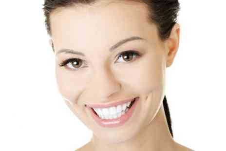 W1 Smile Street - Laser Teeth Whitening With Dentist For One  - Save 83%