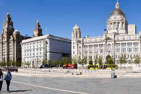 Ace Travel - Sightseeing Bus Tour of Liverpool for Two  - Save 60%