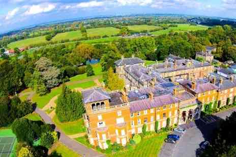 Oatlands Park Hotel - One Night staty For Two With Breakfast and Sparkling Afternoon Tea  - Save 53%