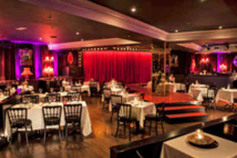 Proud Cabaret - Cabaret Show with a Three Course Meal and Wine - Save 59%