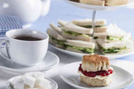 The Hilton Northampton Hotel - Chocolate Afternoon Tea with Prosecco and Spa Access for Two  - Save 54%