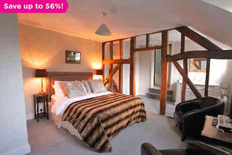 Laughern Hill Estate - A Five Star Retreat with Supper Board and Wine - Save 56%