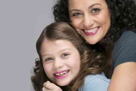 Memorable Portraits - Mother and Daughter Photoshoot With Prints - Save 90%