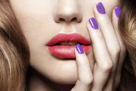 Pearl Hair & Beauty - Shellac Manicure, Pedicure or Both  - Save 0%