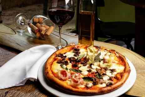 La Cucina - Pizza With Wine or Beer - Save 53%