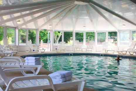 Risley Hall Hotel and Spa - Spa Day With Treatments Plus Overnight Stay  - Save 34%