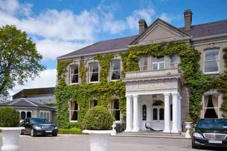 Finnstown Castle Hotel - One Night Stay  For Two With Breakfast and Afternoon Tea  - Save 0%