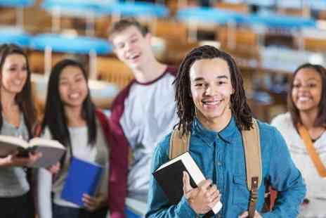 Masters College  - Online A Level Course  - Save 69%