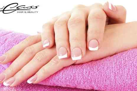 Jo and Cass Preston - Transform your nails - Save 47%
