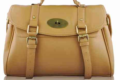 Pahal Trend - Fashion Buckle Satchel - Save 77%