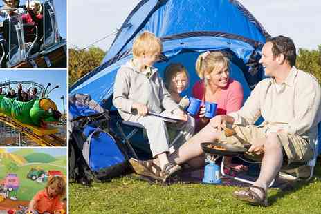 Pentire Haven Holiday Park - Two nights camping & tickets to Milky Way Adventure Park - Save 50%