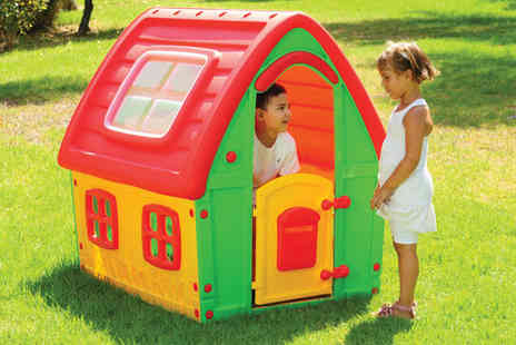 Kidzmotion - Childrens Playhouse - Save 0%
