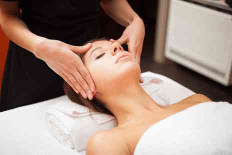 Gemini Hair Fashion - 60 minute luxury facial with back, neck & shoulder massage - Save 0%