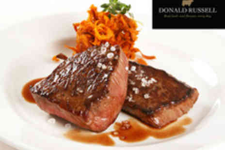 Donald Russell - Classic Steak or Butchers Meat Selection Box   - Save 54%