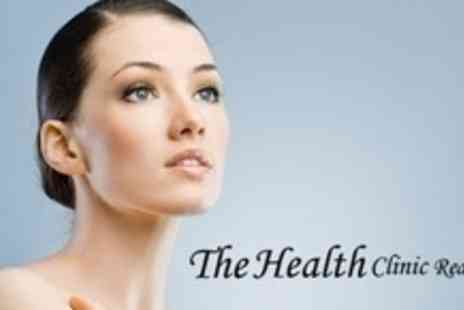 The Health Clinic Reading - One Skin Revitalisation Sessions or Acne Facials - Save 76%