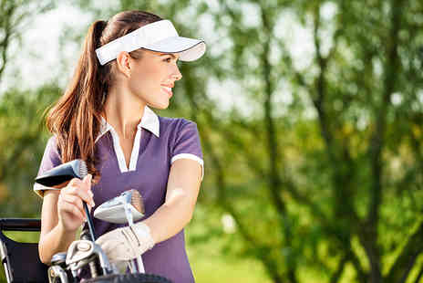 The North London Golf Academy - Two hour golf simulator hire for up to Four - Save 68%